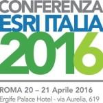 CONFERENZA ESRI ITALIA 2016