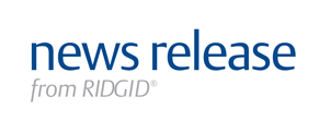 news release from ridgid