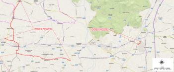 Progetto PFAS acquevenete cartografia