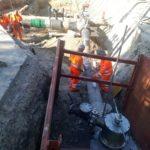 RS Ravetti Service Dn 350 rete gas Gruppo Hera