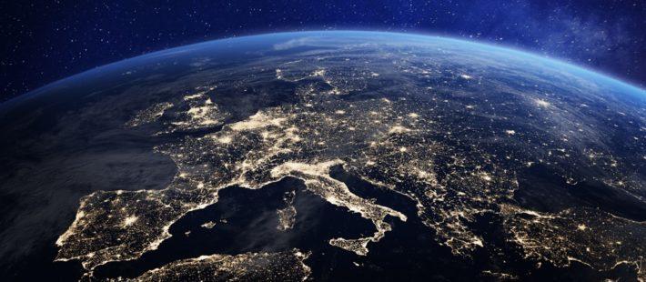 Diffusione fibra ottica in Europa