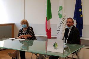 Mazzucconi e Russo Green Alliance Lombardia